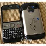 Carcasa Nokia E5 Completo B /n Solo Mercadoenvios