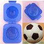 Molde Futbol Pelota Reposteria Fondant Porcelana