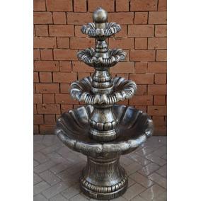 Fonte De Agua - Decoração Para Jardim Fc012 - Chafariz