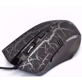 Mouse Gamer Profissional 3200 Dpi Multímidia Usb Jogos Pc