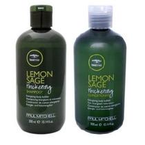 Paul Mitchell Tea Tree Lemon Sage Shampoo + Condicionador