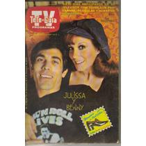 Julissa Y Benny En Portada Revista Teleguia No.1112 Año-1973