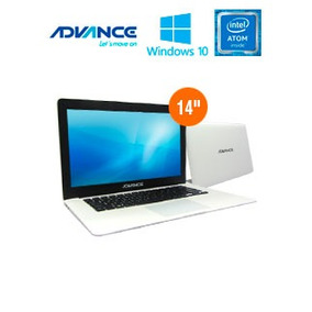 Notebook Advance Nova Nv6646, 14 Hd, Intel Atom Z8350 1.44g