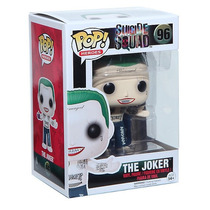 Funko Pop The Joker Suicide Squad Dc Comics Guason Jared Let