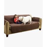 Protector Reversible Para Sofa