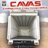 Afiche Fabrica De Cavas Para Camion Carnicera Con Ganchera