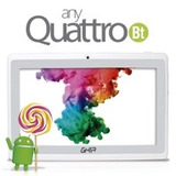 Tablet Ghia Any 7 Quattro Bt 47418b/5ptos/quad/1gb/8gb/2cam
