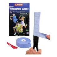 Overgrip Unique Tourna Grip Original Rolo 10un Azul Promoção