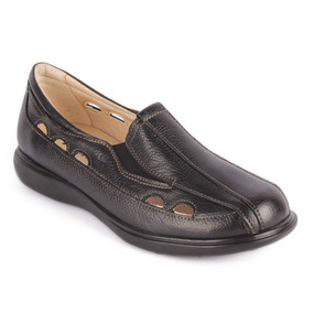 Zapato Cozy 16 Hrs Mujer Negro - H602