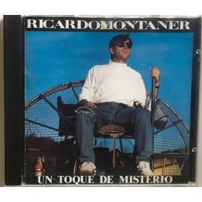 Ricardo Montaner Cd Un Toque De Misterio, Melody 1990