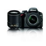 Cámara Nikon D3200 24.2 Mp Cmos Slr 18-55mm Vr Dx Es