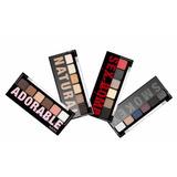 Nyx Eyeshadow Palette - Paleta De Sombras Adorable Natural
