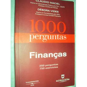 1000 Perguntas: Finanças (sebo Amigo)