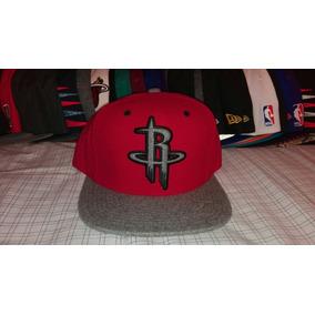 Gorra Mitchell And Ness Snapback Houston Rockets