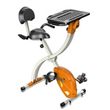 Serenelife Bicicleta De Ejercicio - Vertical Estacionaria P