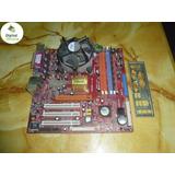 Placa Pcchips P23g V1.0 (socket Intel 775)