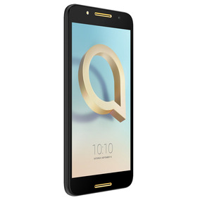 Smartphone Alcatel A7 Preto Octa-core 32gb+4gb Ram Camera 16