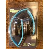 Auriculares Bluetooth 3.0 Zuena Azul Usado