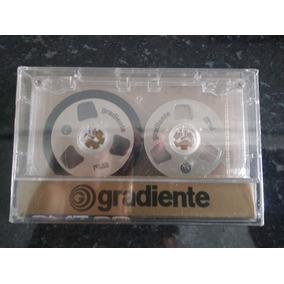 Fita K7 - Gradiente - Metal - Gmt 60 - Rolinho - Lacrada