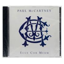 Cd Paul Mccartney - Ecce Cor Meum - Importado Usa - Lacrado