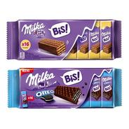 Obleas Milka Bis! Promocion X 16un - Barata La Golosineria