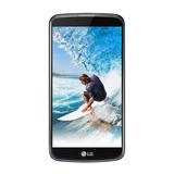 Celular Libre Lg K10 4g Black Blue