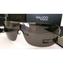 Lentes-gafas De Sol Vialucci Polarizados+hd(envío Gratis)