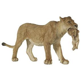 Papo Wild Animal Kingdom Figura, Leona Con Cub