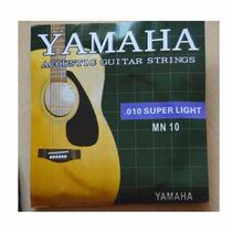 Encordoamento Corda De Aço Para Violão E Guitarra (yamaha)