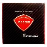 Kit Relação Transmissão Tração Allen Honda Crf-230 Moto