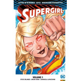 Supergirl Dc Renascimento Volume 01 Dc Comics Panini Novo