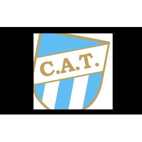 Bandera De 3mx1,5m Con Rostro Atletico Tucuman