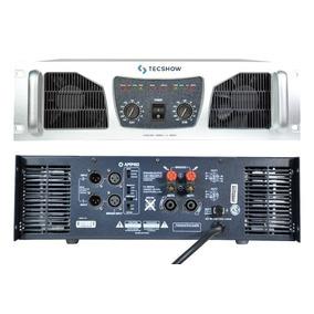 Potencia Amplificador American Pro Concert C 4800-