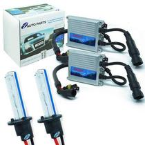 Kit Xenon Lâmpada Reator Carro H1 8000k 35w Hid Auto Parts