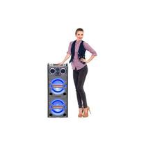 Caixa Amplificadora Rádio Fm Mp3 Usb Sd Bluetooth Aux 600w