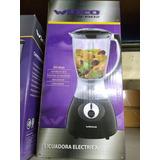 Licuadora Potente 500 Watts Winco Nacional Jarra De Vidrio