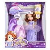 Princesita Sofía Reverencia Real - Disney
