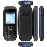 Celular Usado Barato Nokia 1616 Gsm Original Vivo - 1 Chip