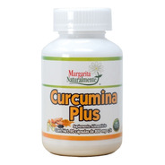 Curcumina Plus (90 Caps De 800mg) Margarita Naturalmente