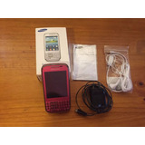 Samsung Galaxy Chat B5330 Rosa
