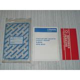 Perkins - Manual Del Usuario Motor Diesel 4.203 / 4pa 203.