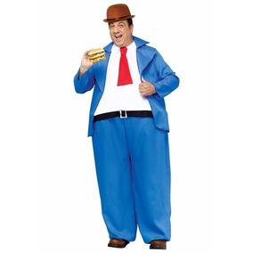 Disfraz De Wimpy Popeye El Marino Para Adultos Envio Gratis