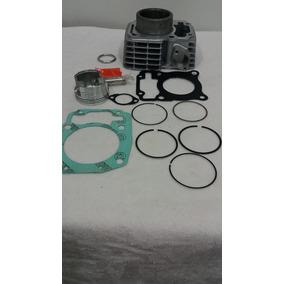Kit Cilindro Motor C/cg Titan 150 04-08 + Kit Junta+retentor