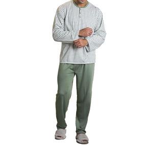 Pijama Masculino Longo Moletinho Flanelado Frete Grátis 1225