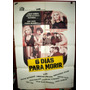 Libertad Leblanc 6 Dias P Morir Afiche Cine Orig 1967 N577