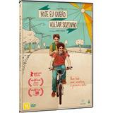 Hoje Eu Quero Voltar Sozinho Dvd Daniel Ribeiro Frete Gratis