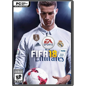 Fifa 18 Completo Pt-br Para Pc Em Midia Blu-ray