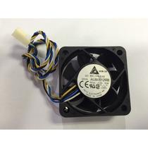 Fan Delta Aub0512mb 12v 0.12a Cooler Pwm 4 Fios Servidor Ibm