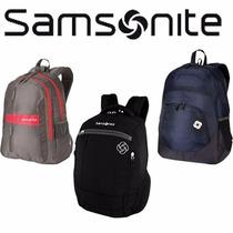 Morral Bolso Escolar Universidad Tablet Laptop Samsonite