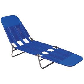 Cadeira Espreguiçadeira Pvc Sortida Mor
